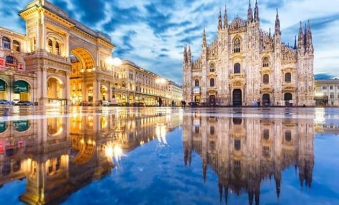Tempat Wisata di Italia