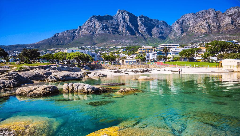 Objek Wisata Afrika Selatan