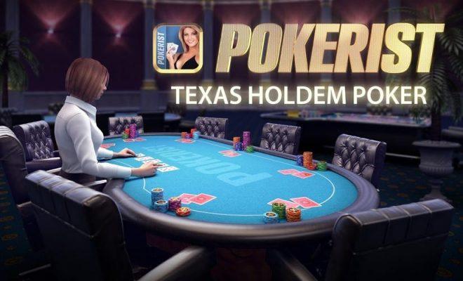 Pilihan Game Texas Holdem Poker Android Terbaik, Keseruan Las Vegas dari Smartphone