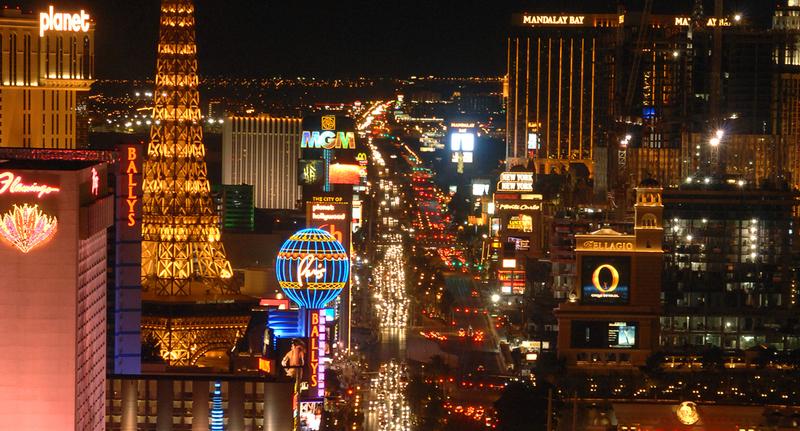 Menyusuri Wisata di Las Vegas yang Gemerlap